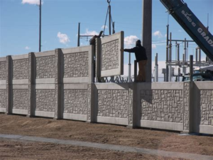 Cost-saving Concrete Palisade Fences Johannesburg